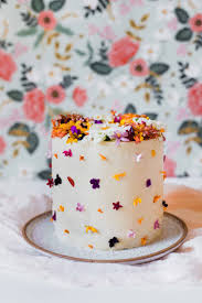 Tips For Using Edible Flowers On Cake A Beautiful Mess