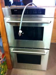 thermador double wall oven image double wall oven thermador double wall oven 24 inch