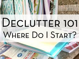 de clutter spring cleaning 9 tips to de clutter your home