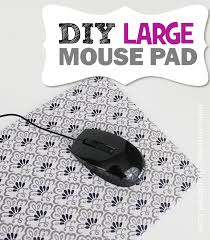 make any size and color of mouse pad with three things foam board material
