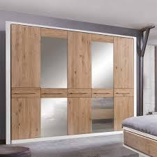 Schlafzimmer Einrichtung Vronjic In Weiß Mit Eiche Wohnende
