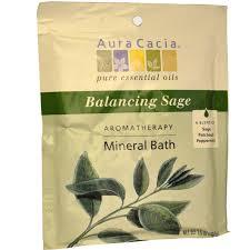 Aura Cacia, <b>Ароматерапевтическое минеральное средство для</b> ...