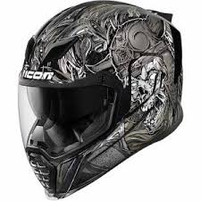 Icon Gear Airflite Krom Helmets Mx South