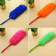 dusting furniture. Car Home Microfiber Duster Household Furniture Dust Cleaning Dusting Brush 9