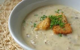 マッシュルームスープ – おいしいアメリカ:アメリカ料理レシピと食べ歩き情報満載!
