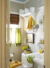 Ideas decorate Christmas Bathroom Decorating Idea No 1 Add Color Better Homes And Gardens Bathroom Decorating Ideas