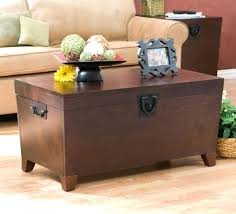 decoration unique modern storage chest trunk coffee table wood furniture lift top wicker