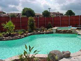 Tips And Design Ideas For Installing An Inground Swimming Pool Classy Built In Swimming Pool Designs