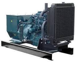 diesel generator. Image Is Loading 40KW-Single-Phase-120-240-V-Kubota-Diesel- Diesel Generator
