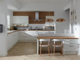 interior small kitchen designs presenting l shaped white painted maple wood kitchen cabinets with brushed nickel incredible curved brown awesome white brown wood