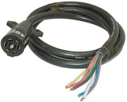 7 pin trailer wiring harness expedition portal to wire a trailer i recently ordered the 3ft version of this via etrailer my goal is to rewire 4pin 7pin to leverage my power circuit aux power circuit