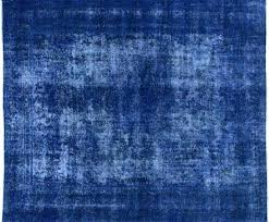 blue overdyed rug rugs for exquisite vintage over dyed rug large size of rugs rugs navy blue overdyed rug