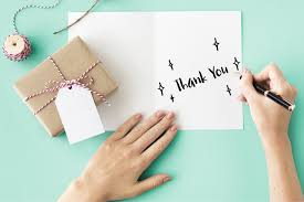 85 Ways To Say Thank You Printables For Your Message