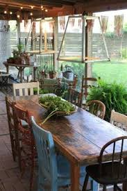love diffe chairs so want to collect diffe chairs for our eat in kitchen porch table