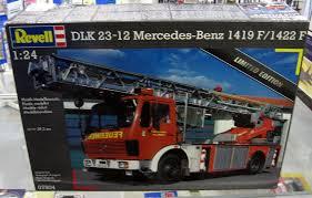 Mercedes benz atigo cabin for sale.location:albury. Vintage Stash Revell Metz Dlk 23 12 Mercedes Benz 1419 1422 1 24 07504 For Sale Online Ebay