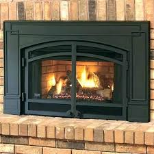 propane fireplace inserts insert installation cost ventless stove i
