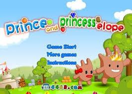 Игра принц и принцесса играть