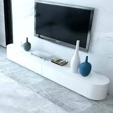 contemporary glass tv stands furniture of linden modern glass