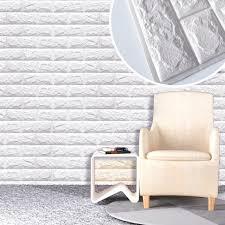 awesome large wooden scissors wall art pe foam 3d wall sticker safe home wall decor wallpaper