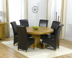 Round dining table for 6 Dining Room Round Dining Tables For Oak Round Dining Table Leather Chairs Round Marble Dining Table With Seater Oval Dining Table Size Round Dining Tables For Oak Round Dining Table Leather Chairs