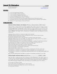 You Should Experience Quality Resume Resume Information
