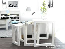 white washed side table furniture packages whitewash bedroom dining living oak bedside