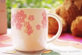 european cup office coffee. 2017 Creative Office Coffee Cherry Cup European Simple Embossed Commemorative Sakura Ceramic Mug Best Water Bottles To Buy Bicycle F