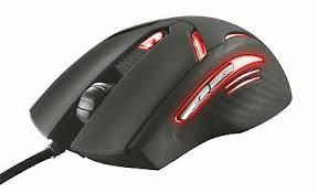 <b>Trust</b> 19509 <b>GXT</b> 152 Illuminated Gaming Mouse, 800-2400 DPI ...