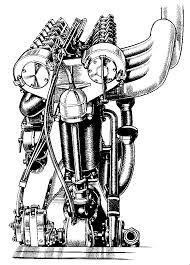 Four valve