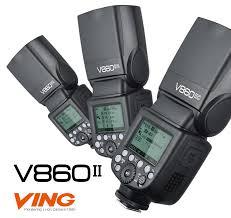 <b>Вспышка</b> накамерная <b>Godox Ving</b> V860IIS TTL для Sony ...