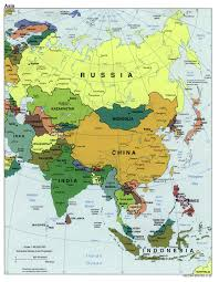 map of chechnya map of dagestan russia world atlas Map Of Asia Atlas Map Of Asia Atlas #26 map of asia to label