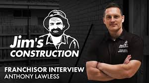 Meet Anthony from Jim's Construction who are you local expert builders. -  YouTube