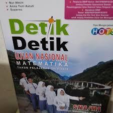 Untuk rpp ini merupakan rpp revisi 2020 yang bisa anda gunakan pada semester 2 atau genap tapel 2020/2021. Jual Buku Murah Buku Detik Detik Matematika Ipa Sma Ma Intan Pariwara Jakarta Selatan Tinawidodo Tokopedia
