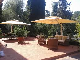 guide choosing the best patio umbrella for your backyard garden pool or deck area