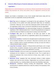 performance management performance management herman aguinis 11 pages essay answers performance final