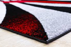 full size of red and black area rugs red black and white area rugs modern red