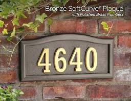 house number plaques numbers manufacturing metal signs dublin ceramic uk glass house number plaques acrylic uk modern glass metal
