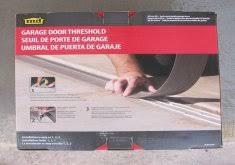 garage door threshold lowesNice Garage Door Seal Lowes Trend Garage Door Threshold Seal Lowes