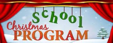 Christmas Program Theme Area Schools To Present Musical Programs Burlington Record