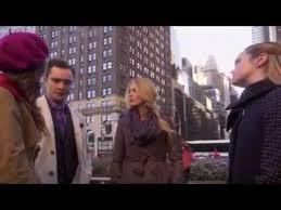 "Gossip Girl 6x09 The Revengers - Chuck/Serena/Blair/Ivy ""I'm not about to  let Nate rot in jail"" - YouTube"