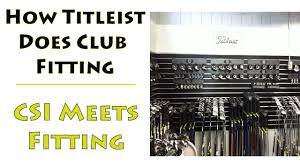 Titleist Fitting Chart How Does Titleist Do Club Fitting