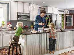Remodel Kitchen Island Remodel Your Kitchen For 3100 Hgtv