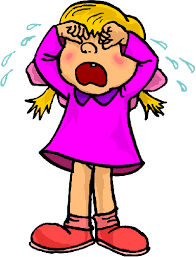 Image result for woman crying cartoon