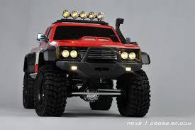 1/10 Cross PG4S Rock Crawler PICKUP Upgraded Truck 4x4 KIT Com ...