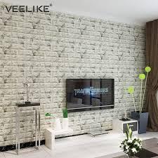 Waterproof Foam Brick 3D Wall Panel DIY ...
