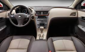 Car Picker - chevrolet Malibu interior images