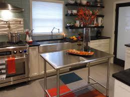 stainless steel kitchen islands