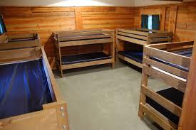 Log Cabins Cascades Camp And Conference Center - Interior log homes