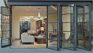 accordion glass doors luxury folding glass patio doors