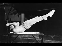 bruce lee core workout